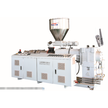 KRSJ Conical Twin Screw Extruder