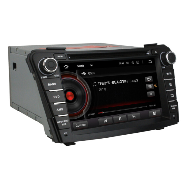 7 inch android car dvd player for Hyundai I40