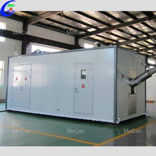 Mobile Microwave Disinfection Equipment