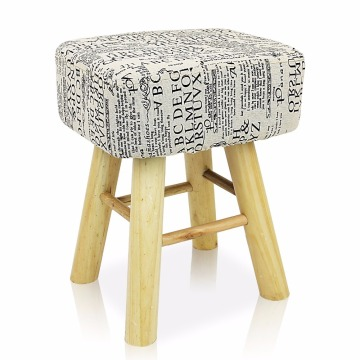 Square Ottoman Foot Stool