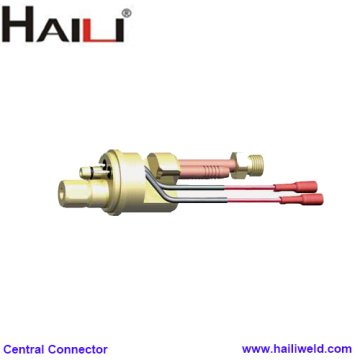 Central Connector WZ-2 for Binzel Torch Accessories