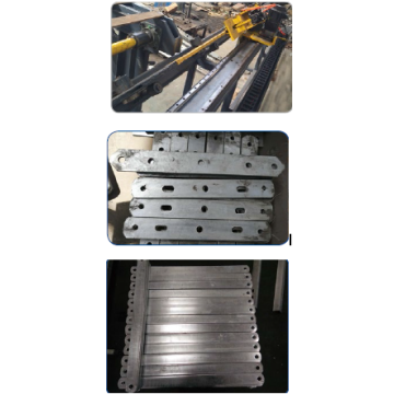 CNC Channel Steel Punching Cutting Machine