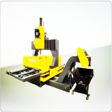 CNC Drilling Machine for Plates and Flanges