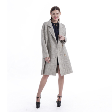 New girl  cashmere coat suit