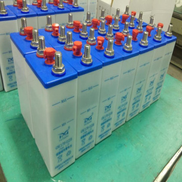 110v battery banks nickel cadmium GNC170ah for railway