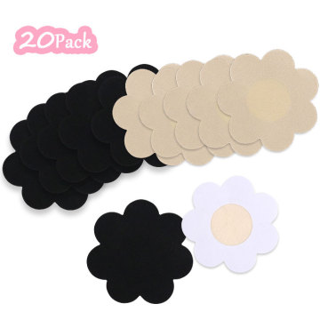 YouGa Women Nipple Covers Disposable Breast Petals 10/20PCS