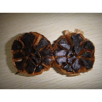 HOT HOT HEALTH BLACK GARLIC AND US