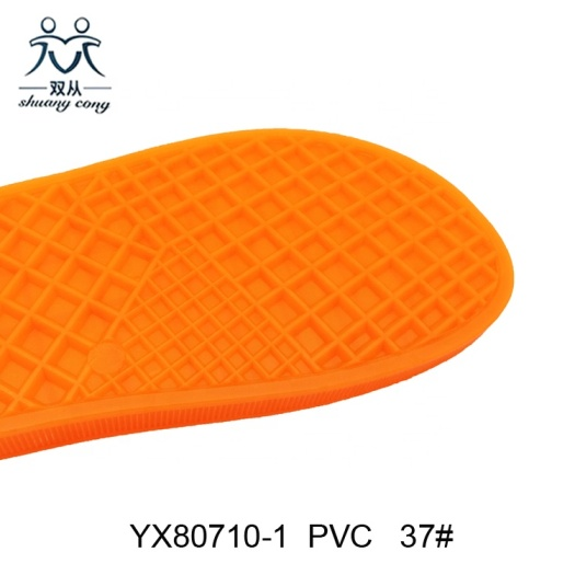 PVC Outsole for Sandals and Slippers