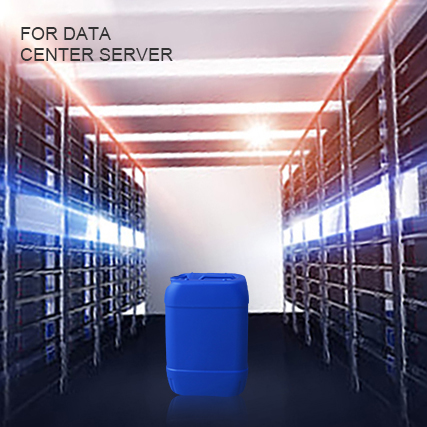 Safe Coating for Data Center Server