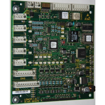 Schindler Elevator COP Communication Board 591572
