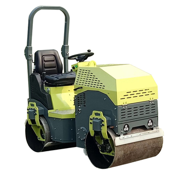 Top quality small road roller for compaction 1500KG