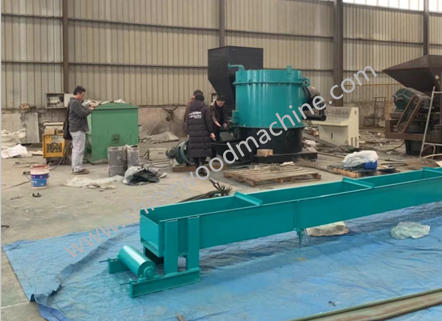 Veneer Dryer Burner