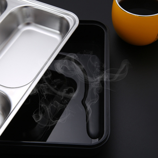 Portable Food Warmer Stainless Steel Bento Lunch box