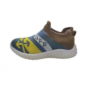 Fashionable Knitted Breathable Children Shoes