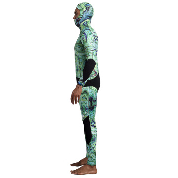 Seaskin Two Pieces Spearfishing Wetsuit for Men