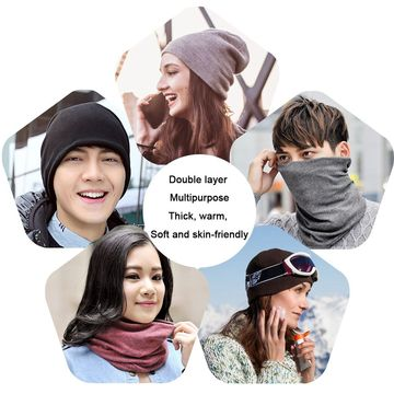 Women Beanie Hat 2 PCS Chemo Hats Ladies