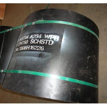 Carbon steel ASTM A234 WPB butt weld reducer