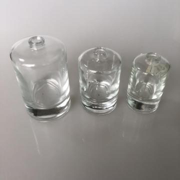 Radius top Column glass bottle