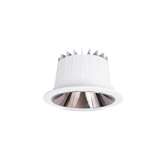 Colorful Round Shape 30W LED Downlight