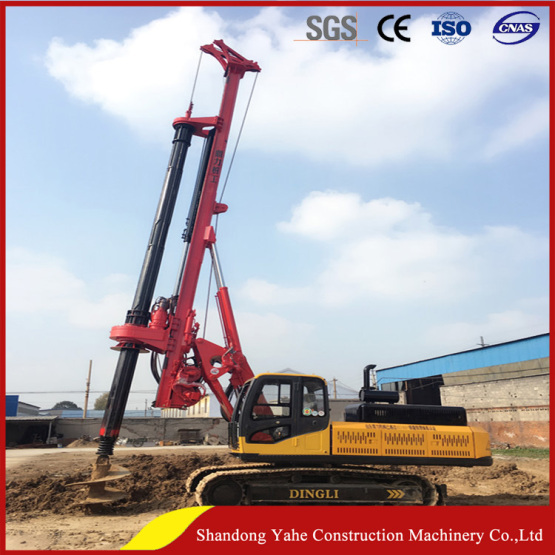 Good quality pile equipment machinery