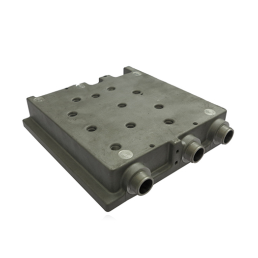 Communication Filter Housing Die Casting Model