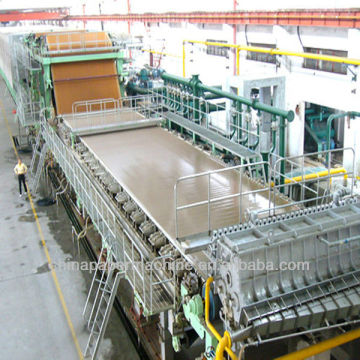 Corrugated Paper Making  Machinery