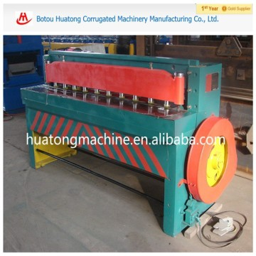 Electric sheet metal cutter machine