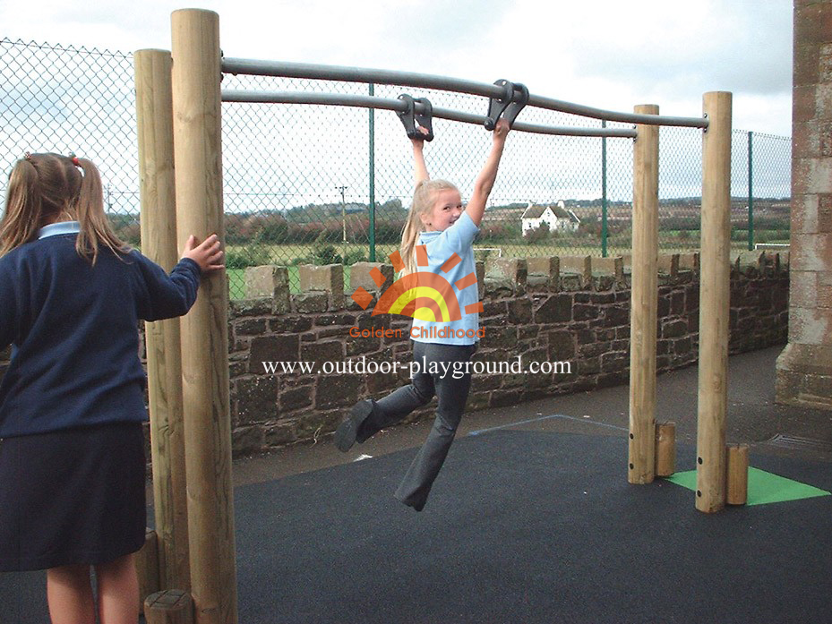 Parallel Bars Balance Outdoor Playground