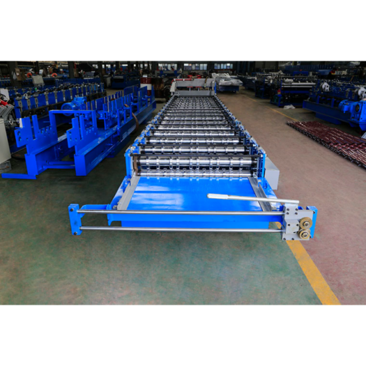 SUF25-162-810 Glazed Tile Roll Forming Machine