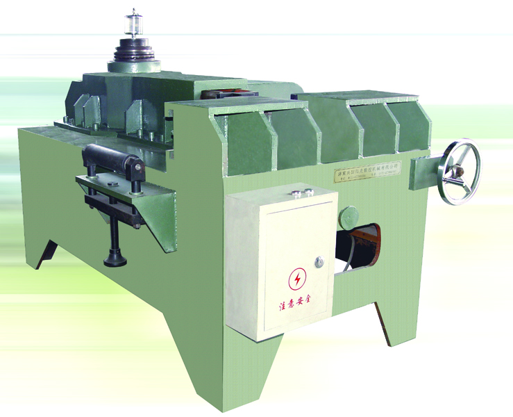 Angle Steel Straightening Machine