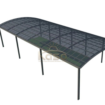 Car Porch Parking Shed Cantilever Polycarbonate Carport