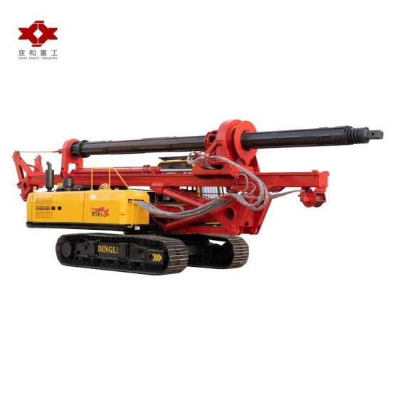 DR-120 low price drilling rig