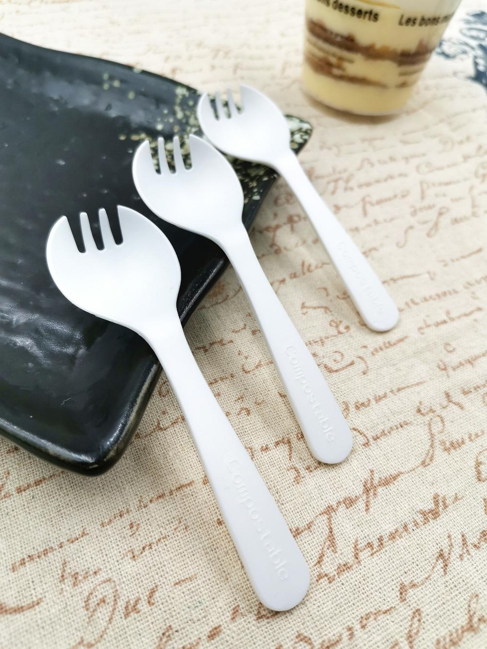 Disposable Cutlery Sporks