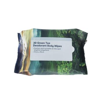 OEM Adult Cleansing Deodorant Body Wipes