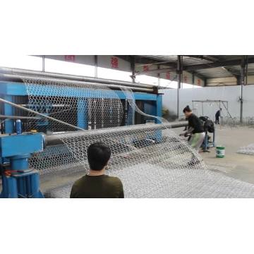 Factory Supply Galvanized Wire Mesh Gabion Box