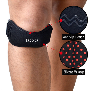 Adjustable Anti-Slip Knee Strap