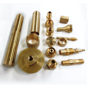customized  turning brass mechanical parts
