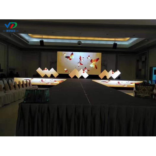 PH8.9 professional Interactive Dance Floor LED Display