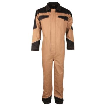 FR Insulated Bib Overall with High Vis Tape