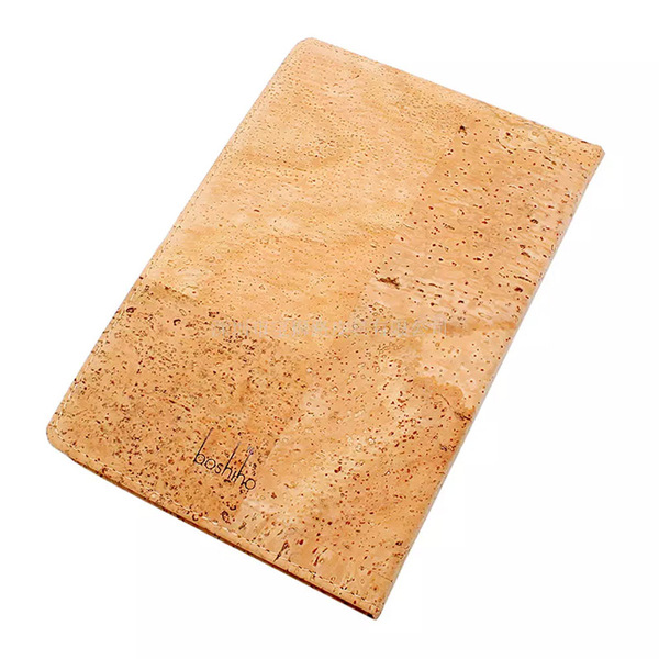 Popular Woven Pu Lining Cork Leather