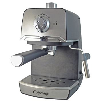 15 bar or 20 bar espresso machine