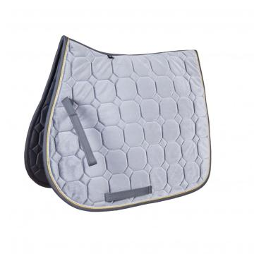 Velvet Quilting Saddle Pad