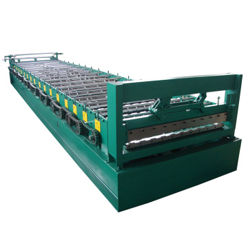 Hot selling customized profile steel roofing sheet machine