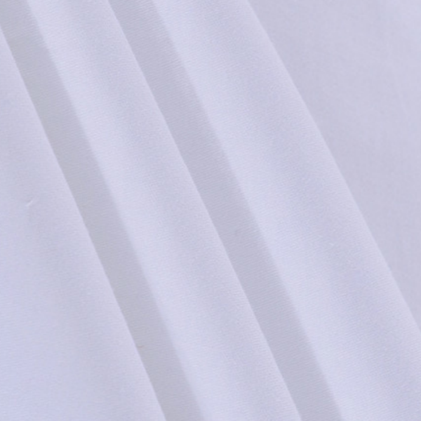 Zhejiang Brand White Color Polyester Fabric