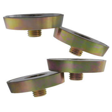 Magnetic Pipe Fixing Magnets for Concrete Formwork