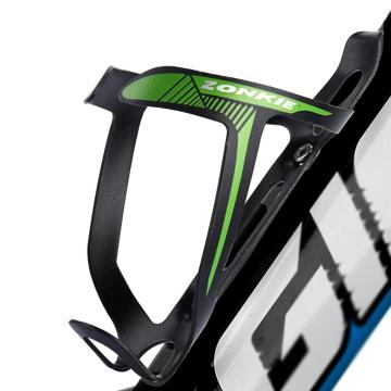 Bicycle Water Bottle Cage Black Green