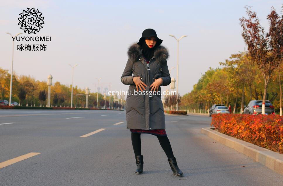 Hooded Loose Coat