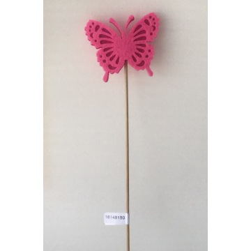 Non-woven butterfly decorative ornaments