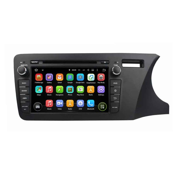 CITY 2014 car DVD player for Honda series