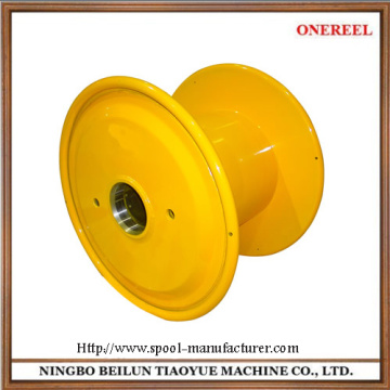 355mm Modle export steel reel for wire cable